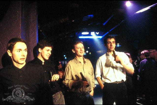 Les acteurs incarnant Joy Division dans 24 Hour Party People